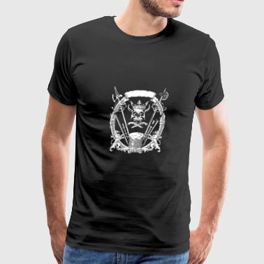 PIrate king - Men's Premium T-Shirt