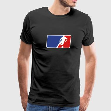 Soccer League - Men's Premium T-Shirt
