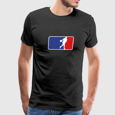 basketball league - Men's Premium T-Shirt