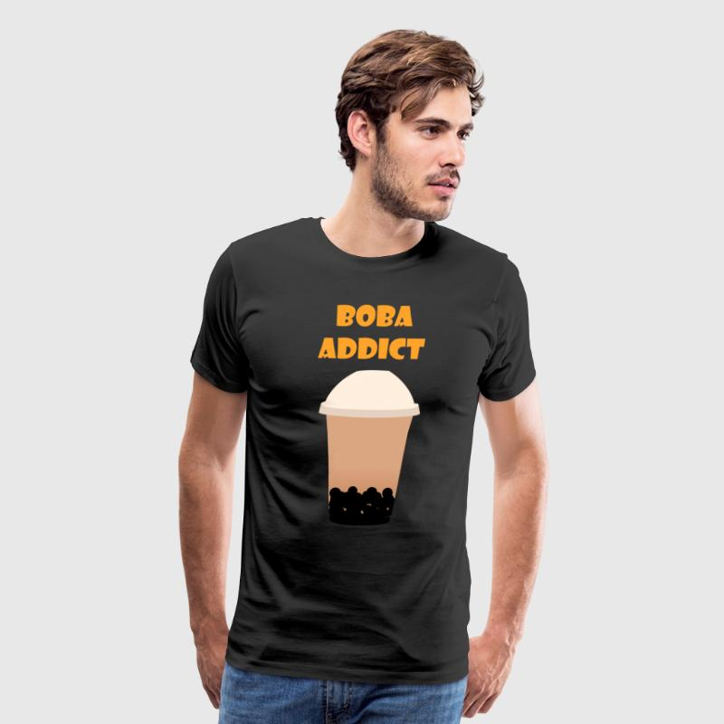 Boba Addict - Men's Premium T-Shirt