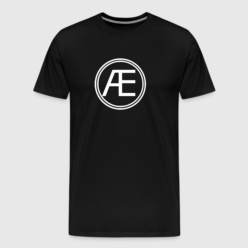 Æ Logo - Men's Premium T-Shirt