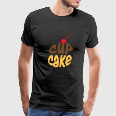 Cupcake Queen Cupcake - Men's Premium T-Shirt