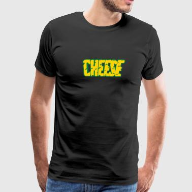 Cheese!!! - Men's Premium T-Shirt