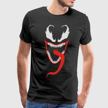 Spider Monster - Men's Premium T-Shirt