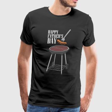 Happy Father's Day - Man's Day Men's Day - Men's Premium T-Shirt