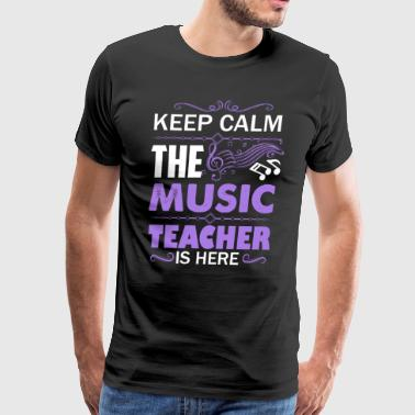 Music Teacher Tshirt - Men's Premium T-Shirt