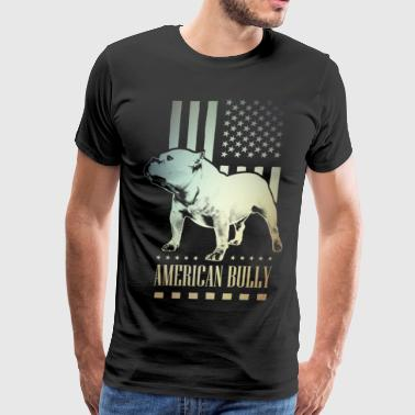 American Bully - Men's Premium T-Shirt