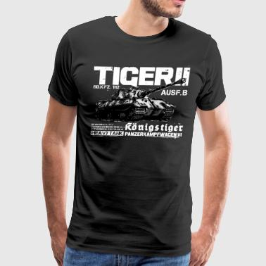 Kink Tiger II - Men's Premium T-Shirt