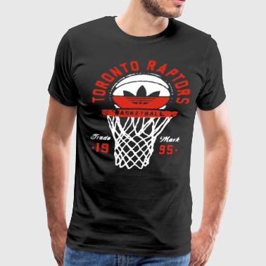Nba Assortment Of Premium Tri Blend Collection By - Men's Premium T-Shirt