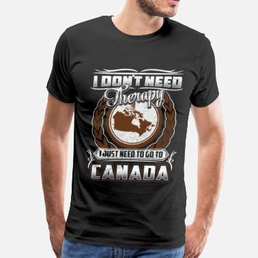 CANADIAN PRIDE - Men's Premium T-Shirt