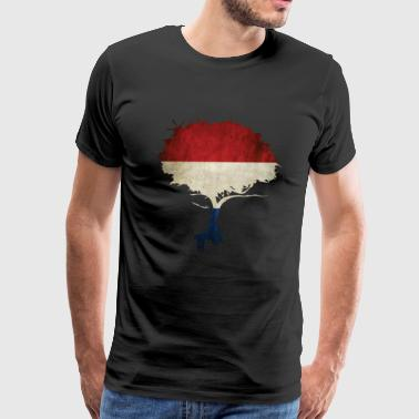 Netherlands Amsterdam Rotterdam Holland - Men's Premium T-Shirt