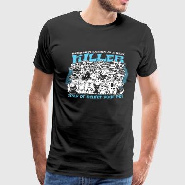 Killer.ShirtDesign.png - Men's Premium T-Shirt