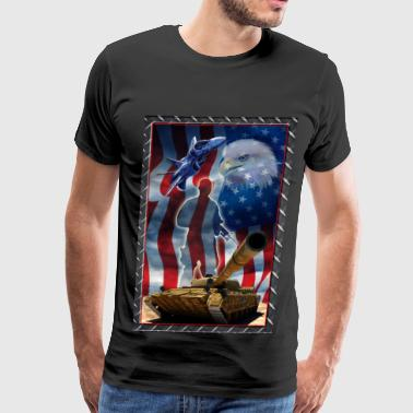 Armed Forces - Men's Premium T-Shirt