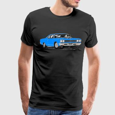 69 Plymouth Road Runner 4 - Men's Premium T-Shirt