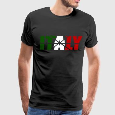 Florence Italy Italy - Men's Premium T-Shirt