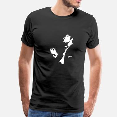 Tom TOM WAITS ROCK INDIE ROCK POP MUSIC - Men's Premium T-Shirt