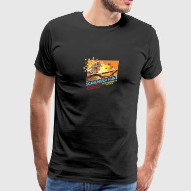 Scavenger Hunt - Men's Premium T-Shirt