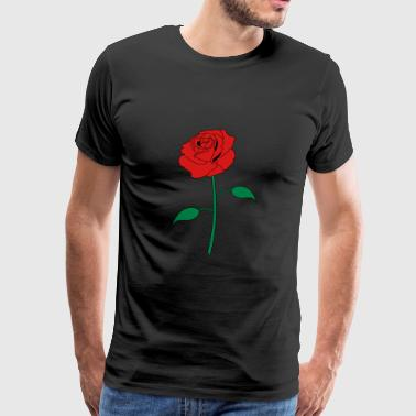 Sex Rose rose - Men's Premium T-Shirt
