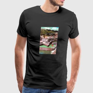 cornwall - Men's Premium T-Shirt