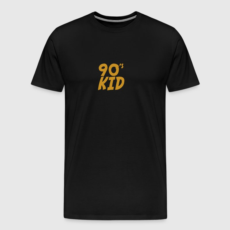 90´s Kid - Swag - 1990 - Men's Premium T-Shirt