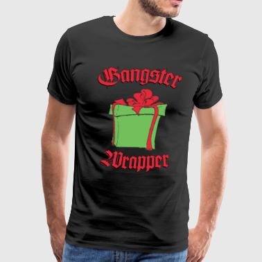 Gangster Wrapper - Men's Premium T-Shirt