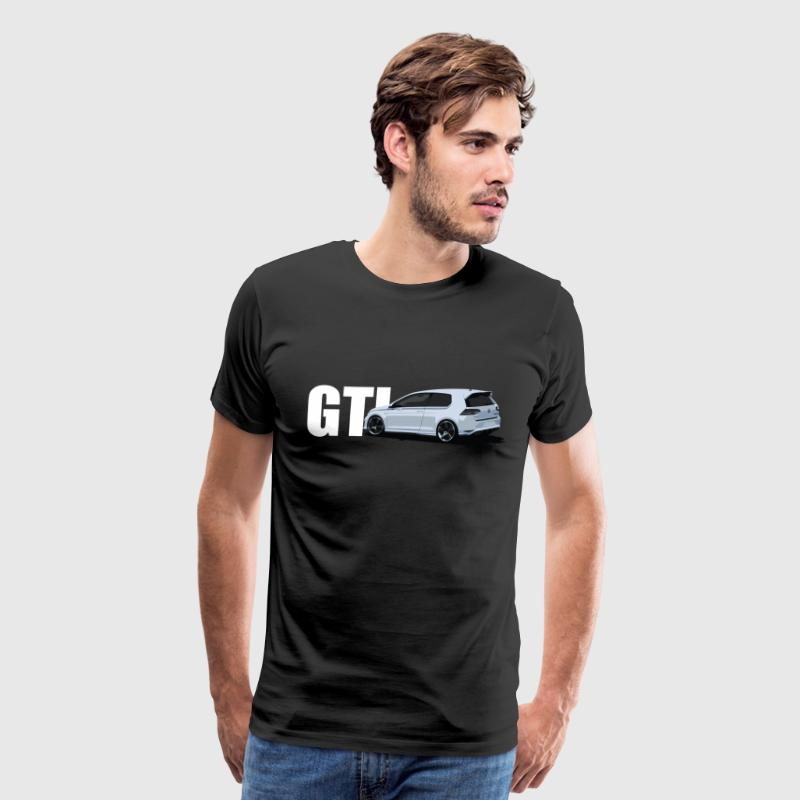 Golf MK7 2 Door - Men's Premium T-Shirt