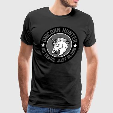 Unicorn Hunter Men Unicorn Hunter - Men's Premium T-Shirt