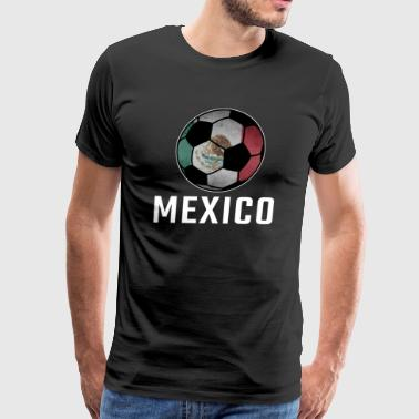 Mexico Soccer Gift - Men's Premium T-Shirt