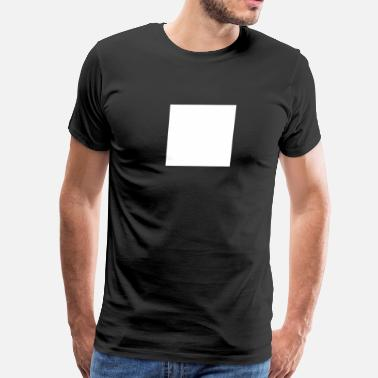 Rectangle box rectangle - Men's Premium T-Shirt