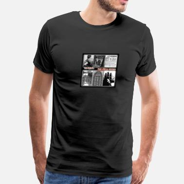 Negro The Field Negro - Men's Premium T-Shirt