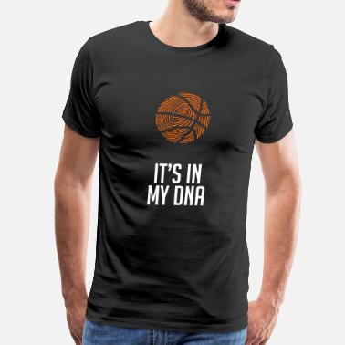 Basketball Lover Basketball. Basketball Lover. Basketballer. Hobby - Men's Premium T-Shirt