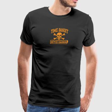 Deadliest time Bandit Official Deadliest Catch - Men's Premium T-Shirt