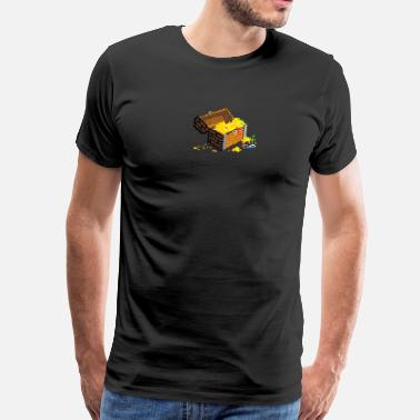 Treasure Treasure Chest - Men's Premium T-Shirt