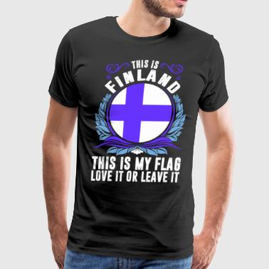 This Is Finland - Men's Premium T-Shirt