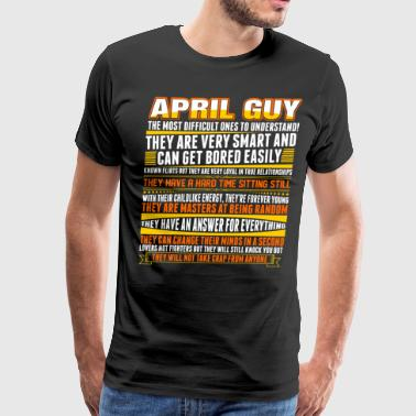 April Guy - Men's Premium T-Shirt