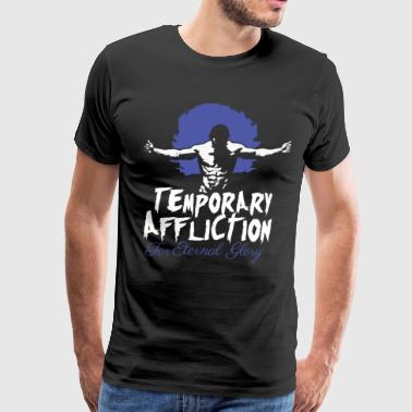 temporary affliction - Men's Premium T-Shirt