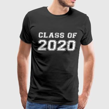 Class Of 2020 - Men's Premium T-Shirt
