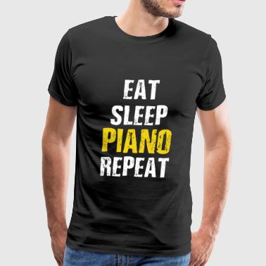 Piano - Men's Premium T-Shirt