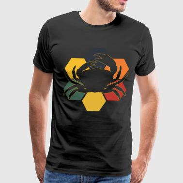 Crab Crab - Men's Premium T-Shirt