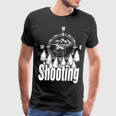 I Just Need To Go Shooting - Men's Premium T-Shirt