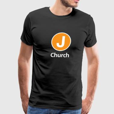 Muni J Church - Men's Premium T-Shirt