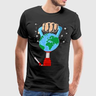 Hope Atlas - Men's Premium T-Shirt