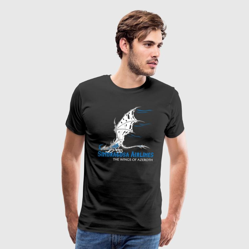 Sindragosa Airlines - Men's Premium T-Shirt