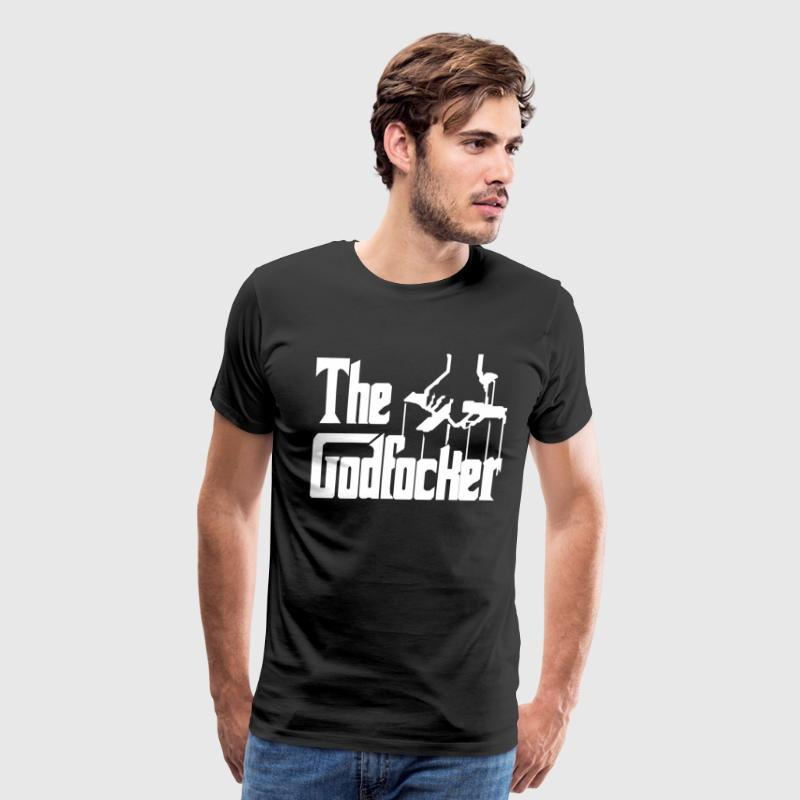 The GodFocker - Meet The Fockers - Men's Premium T-Shirt