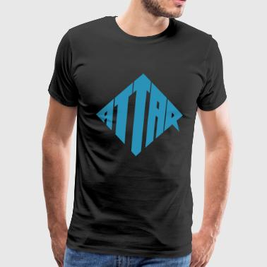 Attaq Shaq Graphic - Men's Premium T-Shirt