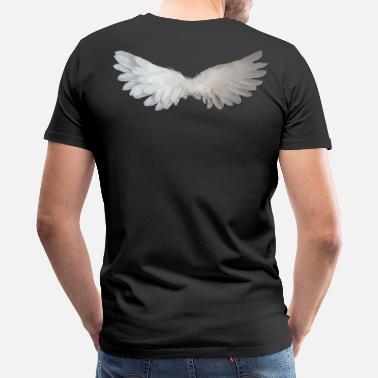 Wings Angel's Wings - Men's Premium T-Shirt