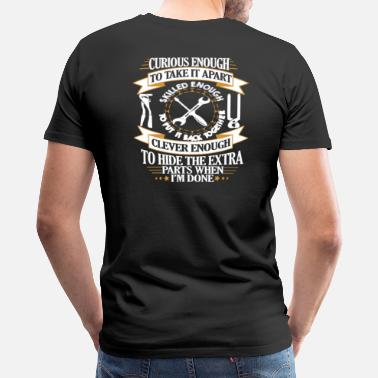 Im A Mechanic mechanic - Men's Premium T-Shirt