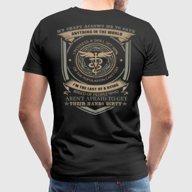 vet tech vet tech - Men's Premium T-Shirt