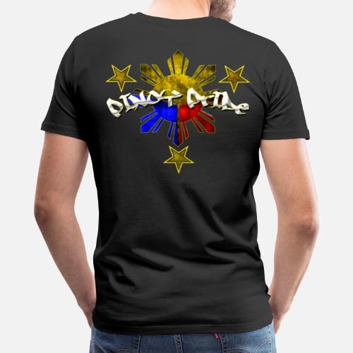 8d4517f25d4d9 Pinoy Pride Men s Premium T-Shirt