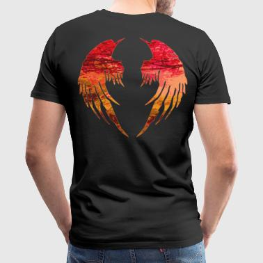 Bad Kids Angel Devil Wings 04 2reborn - Men's Premium T-Shirt